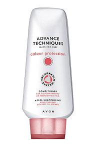 Advance Techniques - Colour Protection - odżywka chroniąca kolor włosów farbowanych