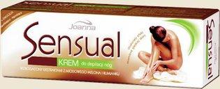 Sensual - krem do depilacji nóg