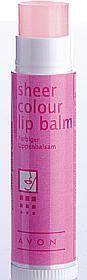 Sheer Colour Lip Balm - kolorowy balsam pielęgnacyjny do ust