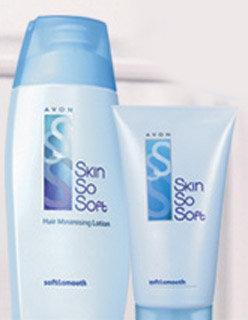 Skin So Soft - żel do golenia