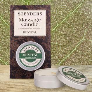 Stenders - Revital - świeca do masażu