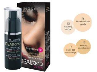Ingrid - Ideal Face - luksusowy jedwabisty fluid