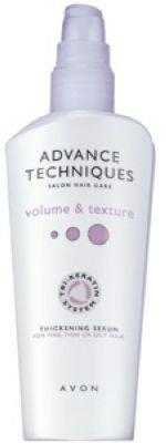 Advance Techniques - Volume & Texture - Serum dodające włosom objętości