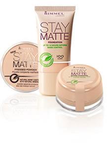 Stay Matte Foundation - podkład matujący