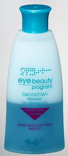 Eye Beauty Program - Dwufazowy preparat do demakijażu oczu i twarzy