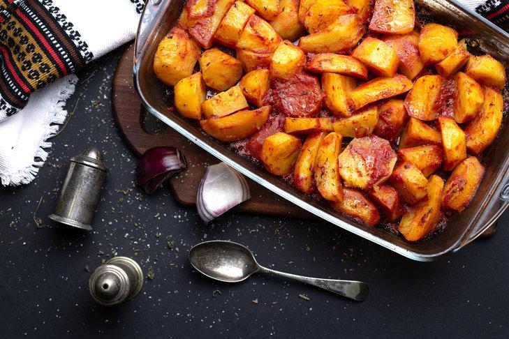 Pieczone ziemniaki - dlaczego warto je jeść?