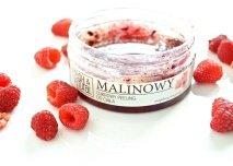 Malinowy peeling cukrowy Fresh&Natural