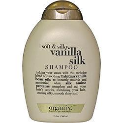 Soft & Silky Vanilla Silk Shampoo - szampon