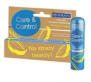 Care & control - Na straży twarzy - Naturalny korektor antybakteryjny w sztyfcie
