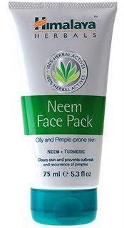 Neem Face Pack - oczyszczająca maseczka do twarzy z miodlą indyjską