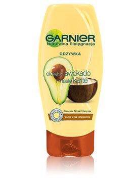 Naturalna Pielęgnacja - Olejek z awokado i masło karite - odżywka do włosów suchych i zniszczonych