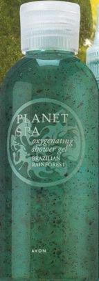 Planet Spa - Oddech Amazonii - Dotleniający żel pod prysznic
