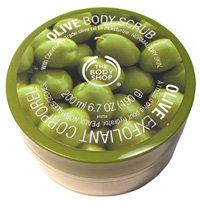 Olive Body Scrub - peeling do ciała z wyciągiem z zielonych oliwek