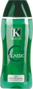 Kanion Classic - żel pod prysznic do mycia ciała i włosów
