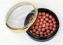 Ball Blusher Puder w kulkach - wersja brązująca