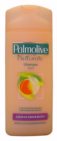 Naturals - szampon 2w1 do każdego rodzaju włosów