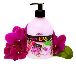 KoroLOVE - kremowe mydło o zapachu orchidei