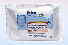 Vital Reinigungstücher - chusteczki do demakijażu 3w1