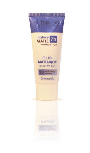 Lirene - Nature Matte Foundation - fluid matujący