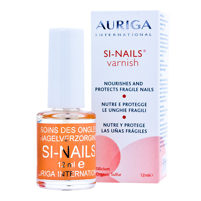 Si-Nails Varnish - odżywka do paznokci - opinie, ceny