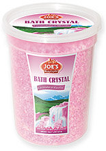 Joe's Body Crystal - bath crystal - lavender & vanilla
