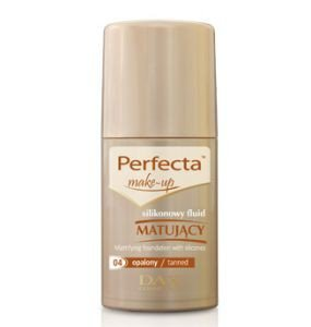 Perfecta Make-Up - silikonowy fluid matujący