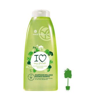 Ecolabel - I Love My Planet - szampon nabłyszczający