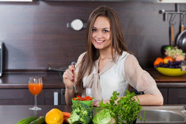 8. Zmiana diety w ciąży i przed nią