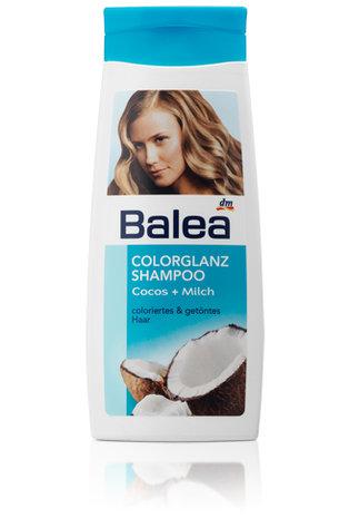 Cocos + Milch - Colorglanz shampoo - szampon do włosów farbowanych
