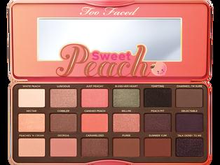 Too Faced, Sweet Peach Palette (Paleta cieni do oczu)