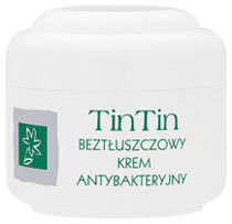 Tin Tin - beztłuszczowy krem antybakteryjny