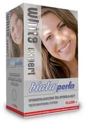 Biała Perła - wybielający żel do zębów