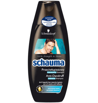 Schauma Intensive Shampoo - intensywny szampon przeciwłupieżowy