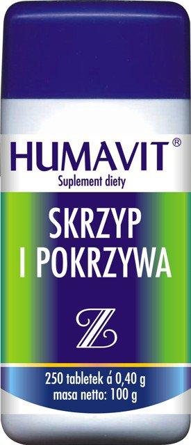 Humavit Z - skrzyp i pokrzywa - suplement diety