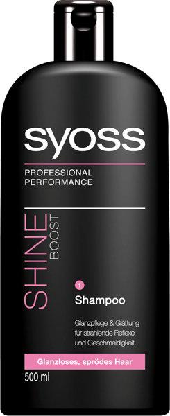 Syoss - Shine Boost - szampon dodający blasku
