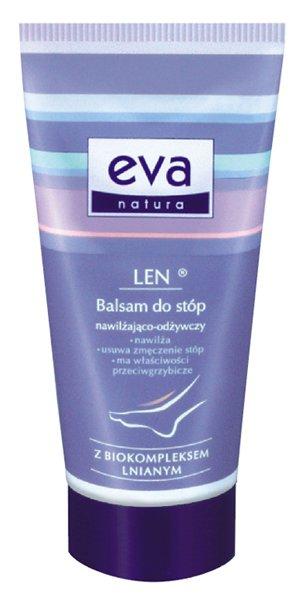 Len -  balsam do codziennej pielęgnacji stóp