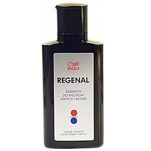 Regenal - Szampon do włosów siwych i blond