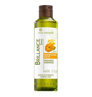 Brilliance shine - szampon przywracający blask z wyciągiem z nagietka do włosów normalnych