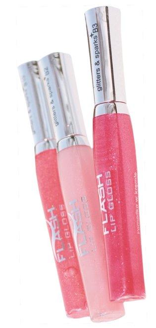 Flash - Glitters and Sparks Lip Gloss - błyszczyk do ust