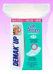 Soft Peeling - Płatki kosmetyczne do demakijażu