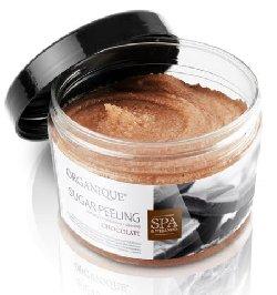 Sugar Peeling Chocolate - czekoladowy cukrowy peeling do ciała