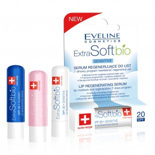Extra Soft Bio - serum regenerujące do ust