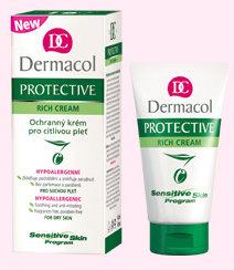 Protective rich cream - Ochronny krem dla skóry wrażliwej