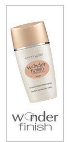 Wonder Finish make-up - puder w płynie