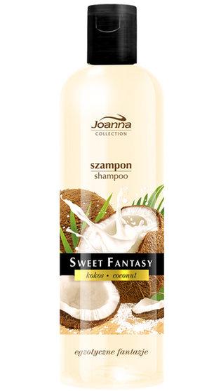 Sweet Fantasy - kokos - szampon