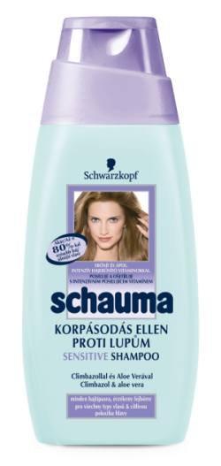 Schauma Sensitive - szampon przeciwłupieżowy