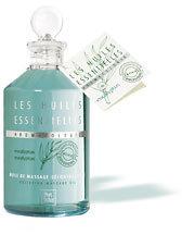 Les Huiles Essentielles - Relaksujący olejek do masażu z olejkiem eterycznym z eukaliptusa