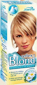 Reflex blond - rozjaśniacz w sprayu