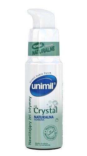 Crystal - Naturalna Ochrona - intymny żel nawilżający
