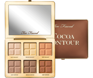 Too Faced, Cocoa Contour (Paleta do konturowania twarzy)